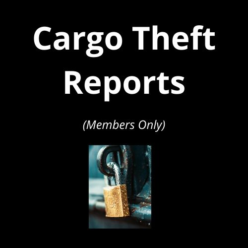 Cargo Theft Reports